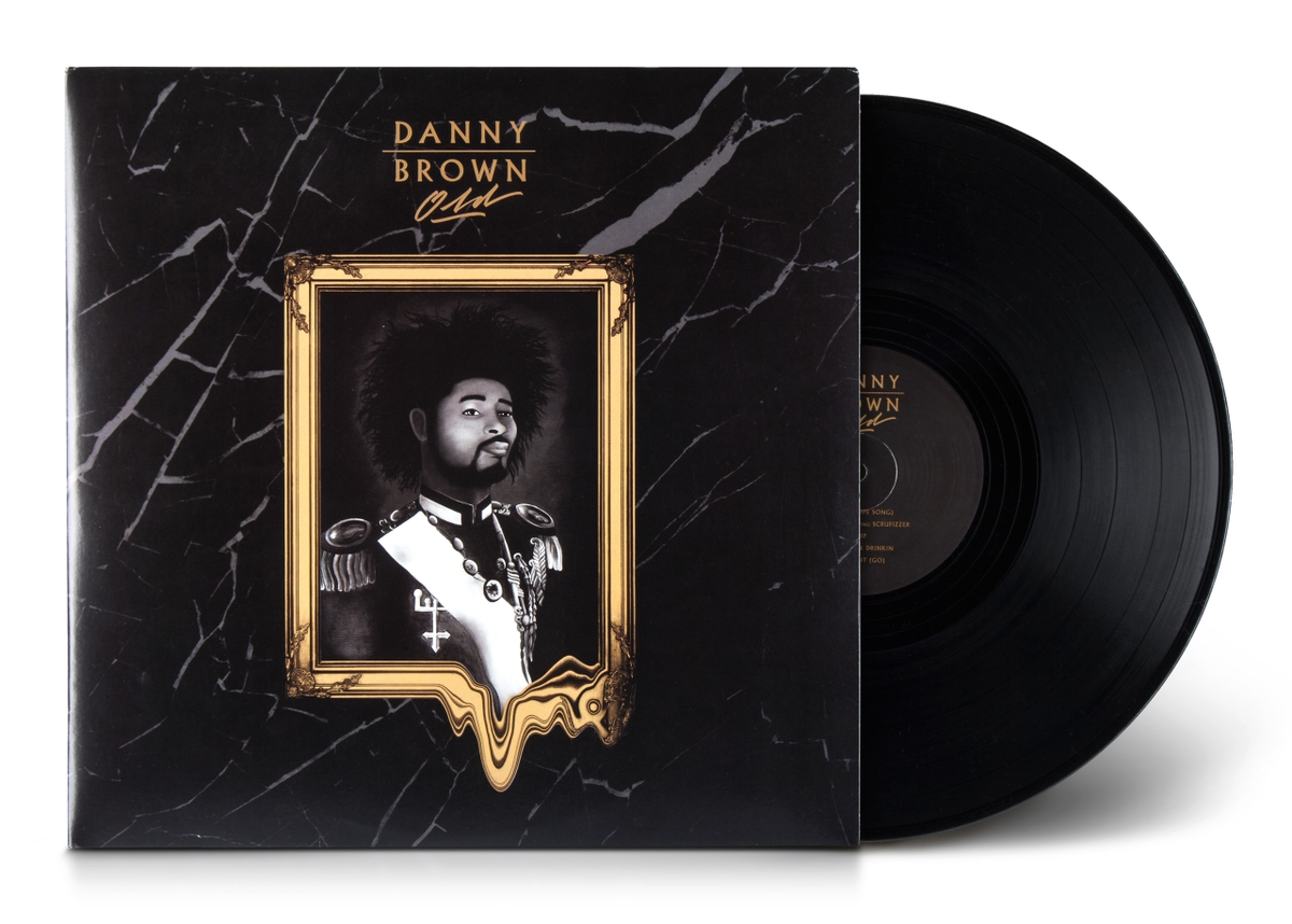 danny brown cover design and art direction by doubleday and cartwright
