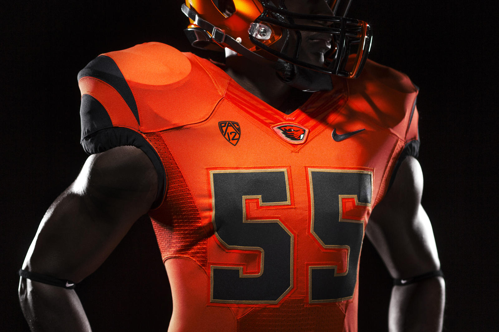Oregon State Beavers logo by Fraser Davidson for Nike GIG