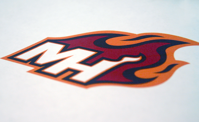 Miami Heat secondary logo