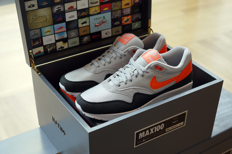 Nike Airmax pack based off of MAX100 book