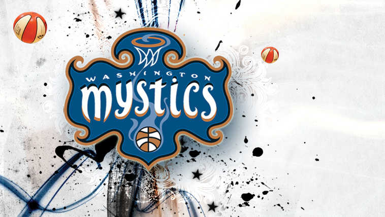 Mystics motion graphics package by Michelle Cruz