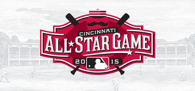 MLB Pays Tribute to Cincinnati Reds History With 2015 All-Star Game Logo