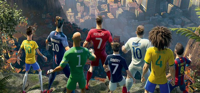 Nike Creates Animated Short for Risk Everything Campaign
